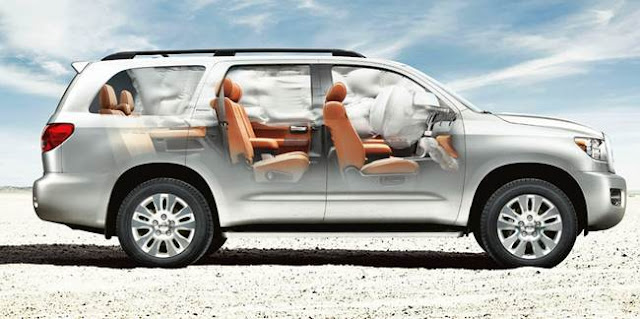 2016 Toyota Sequoia Limited Price