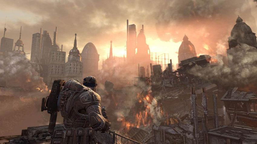 Análisis de Gears of War 2