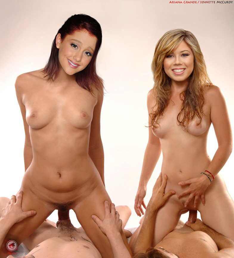 Ariana grande and jennette mccurdy nude sex the abstract