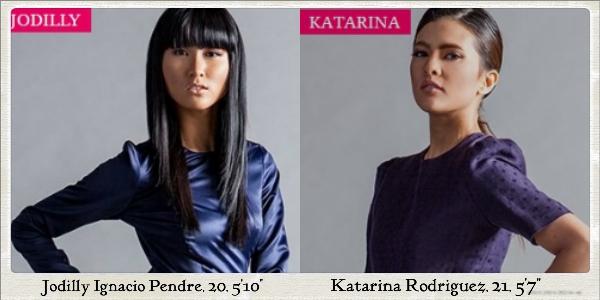 Asia's Next Top Model, ANTM, Katarina Rodriguez, Jodilly Ignacio Pendre