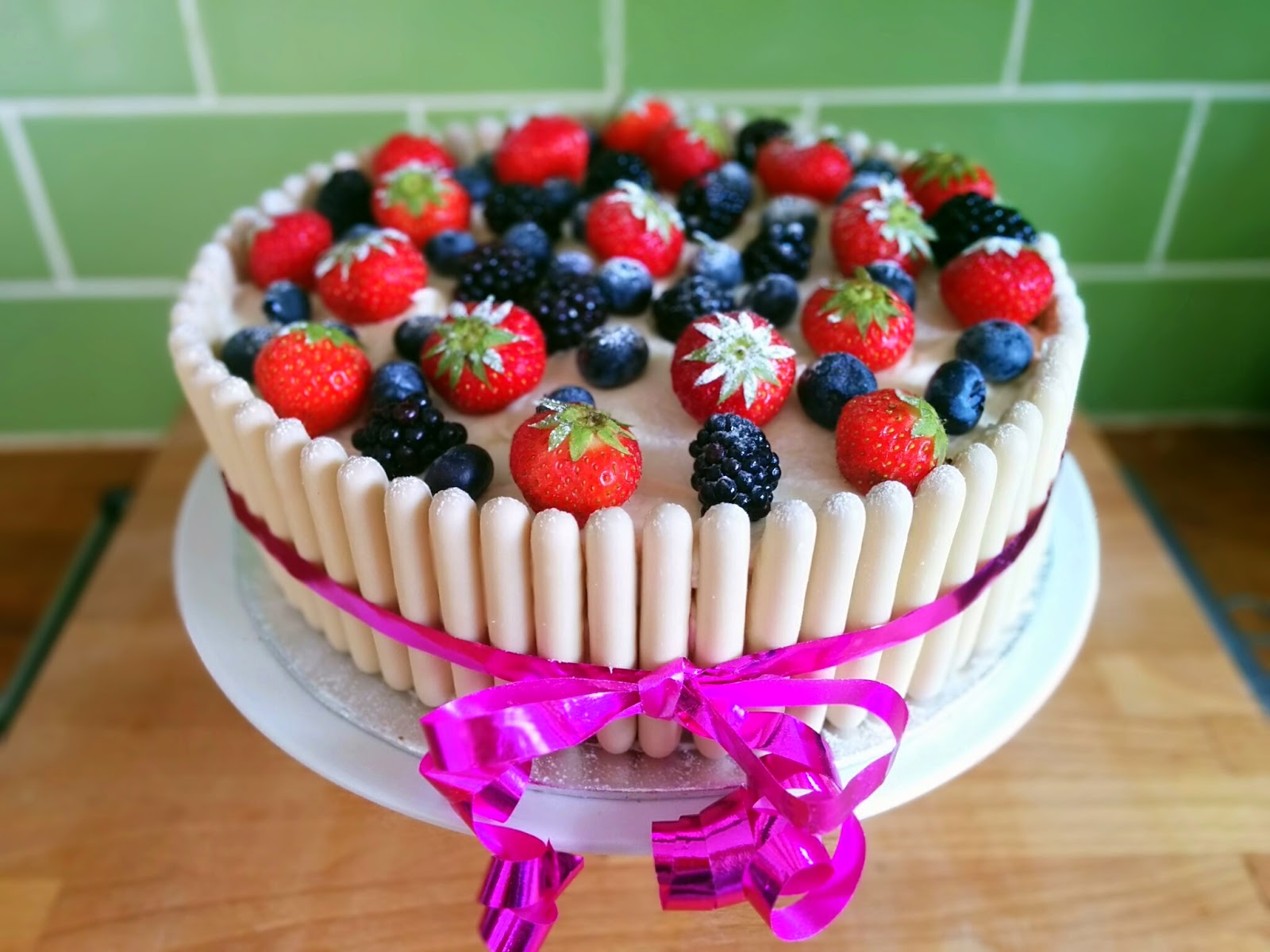 My Favourite Victoria Sponge Cake Recipe