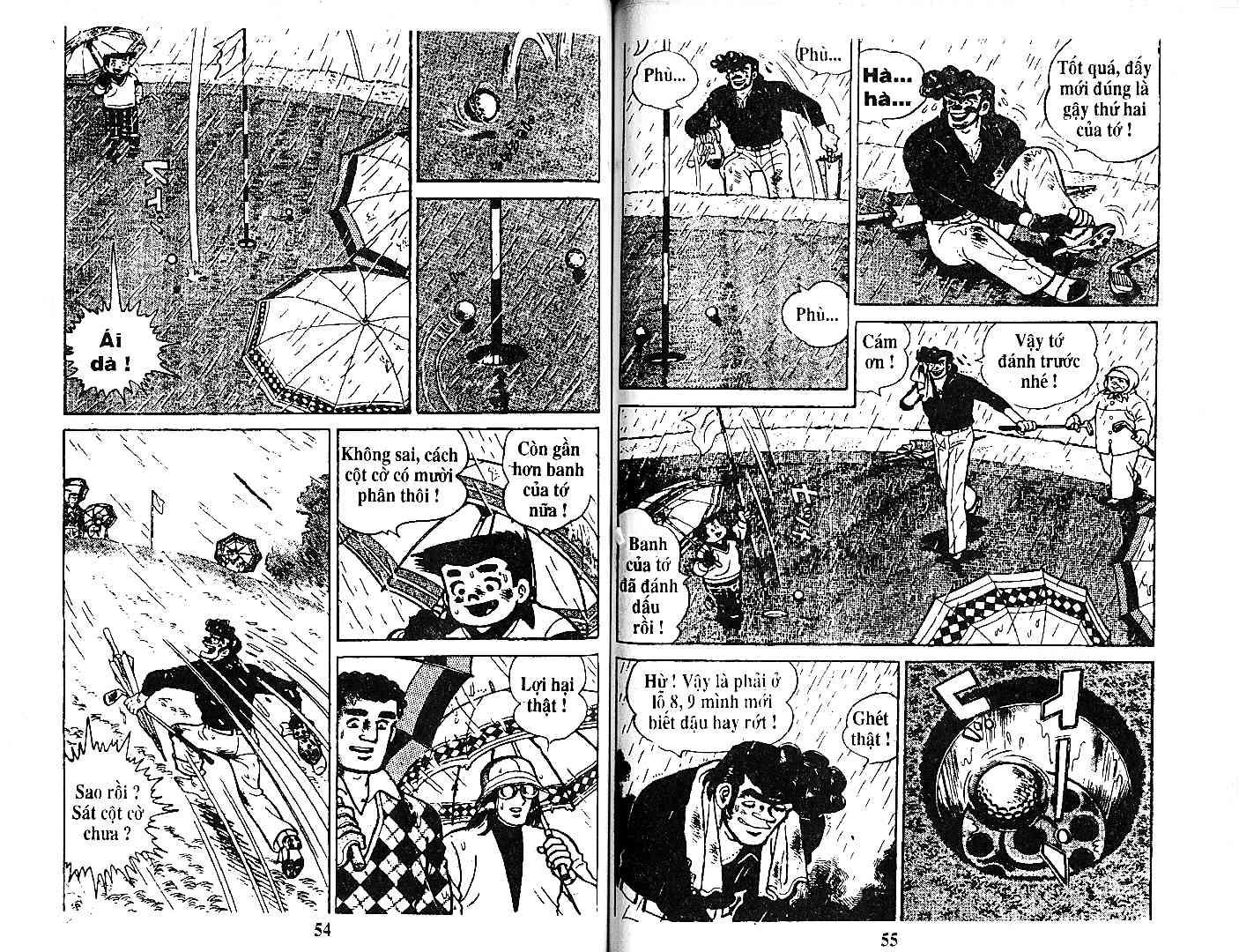 Ashita Tenki ni Naare chapter 27 trang 26