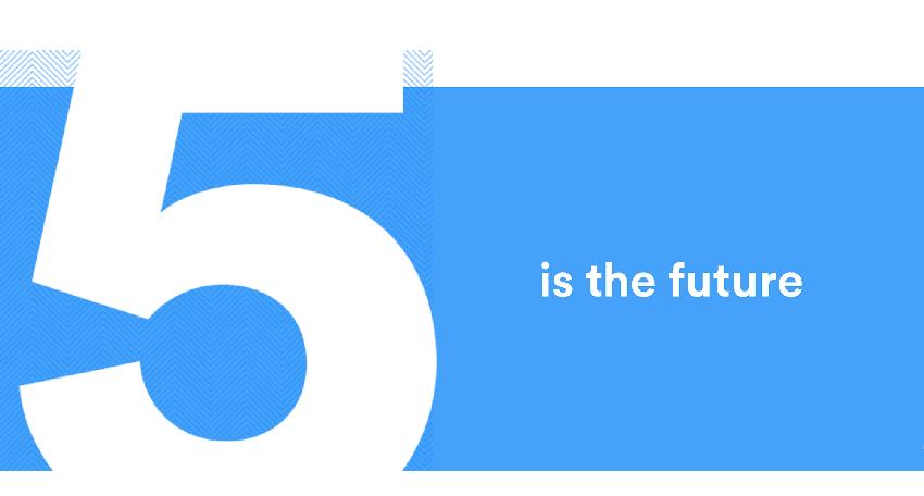 Bluetooth 5.0 is future : Intelligent computing