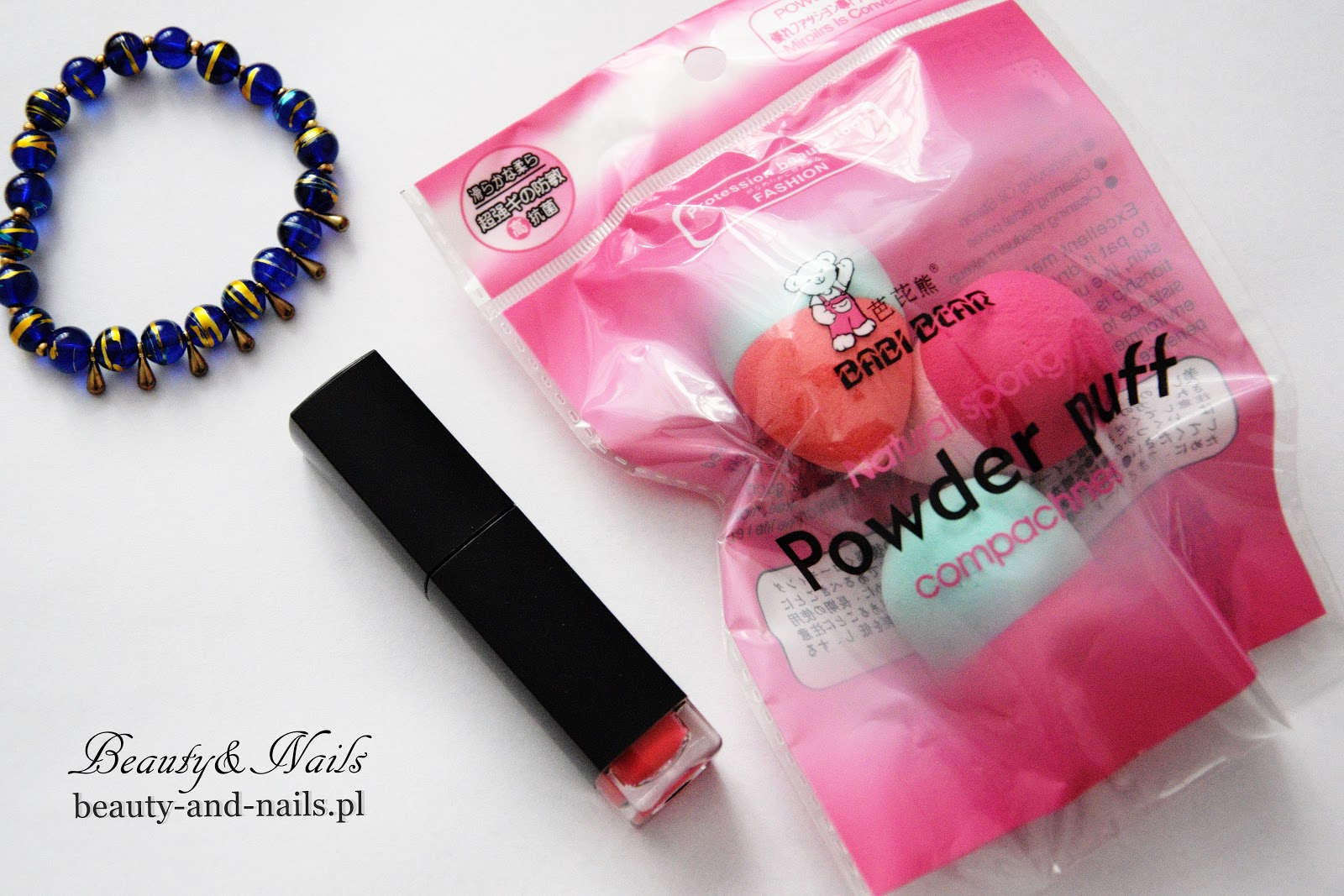 17dc5f340fa96f Beauty and Nails: ZAFUL - Gąbeczki do makijażu i czarna bluzeczka.