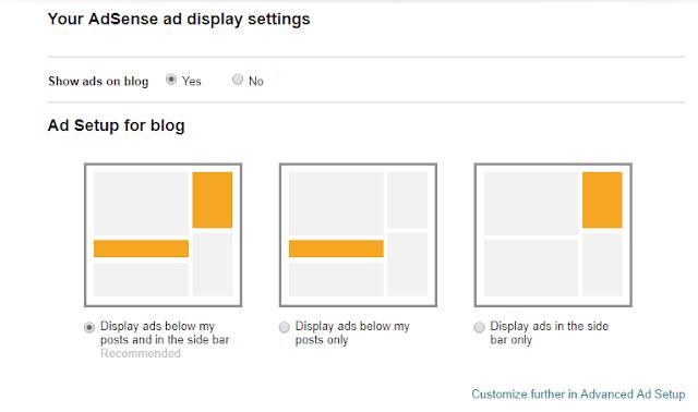Cara Memasang Iklan Adsense di Blogspot (Panduan Lengkap)