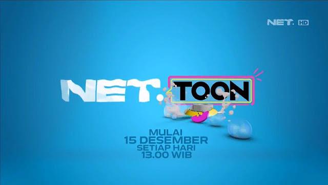 Jadwal dan Daftar Kartun di NET Toon, NET. TV