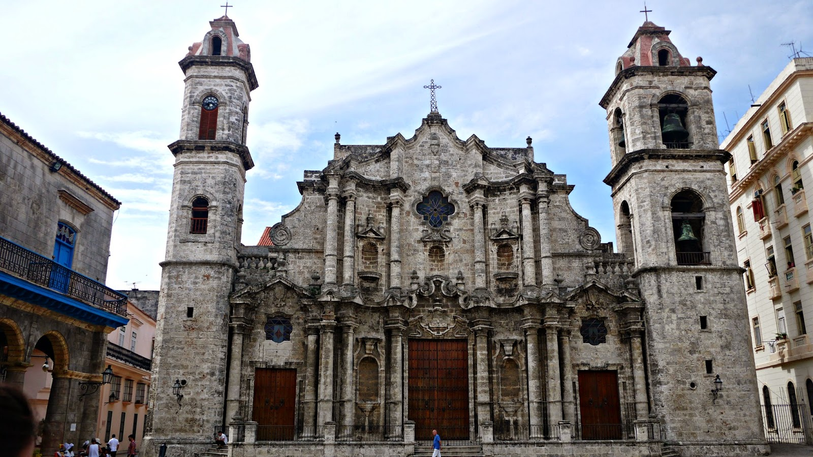 San Cristobal Cathedral Havana