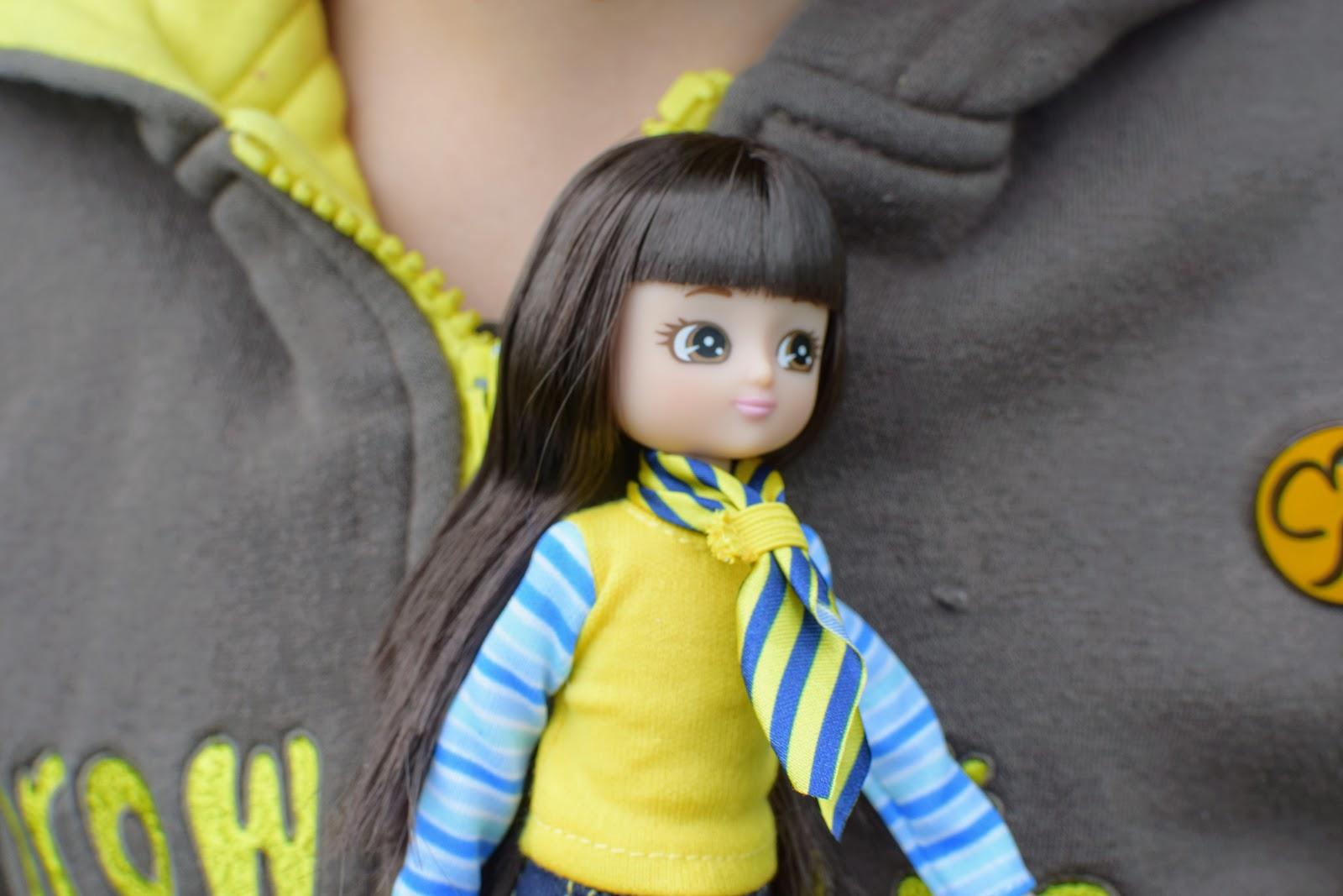 , Lottie Brownie Doll Review