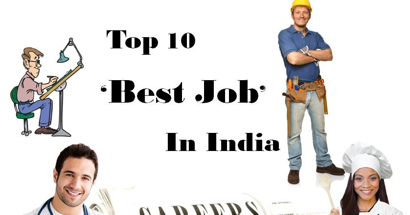 10 best career options in india