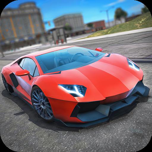 تحميل لعبه Ultimate Car Driving Simulator مهكره وجاهزه اصدار
