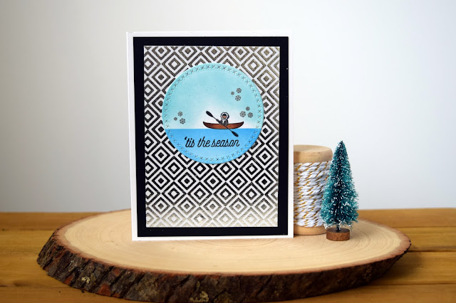 Cards with the Hero Arts October My Monthly Hero Kit by Jess Crafts