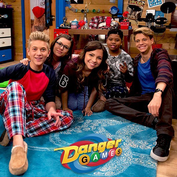 The Game Shakers Find Out Henry's Secret! 😱 Danger Games ...