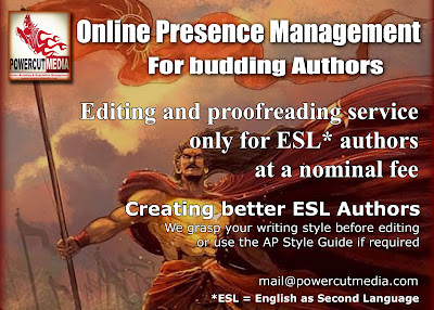online Editing Service for ESL authors