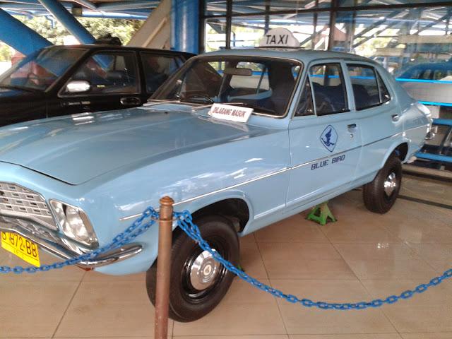 taksi pertama Indonesia