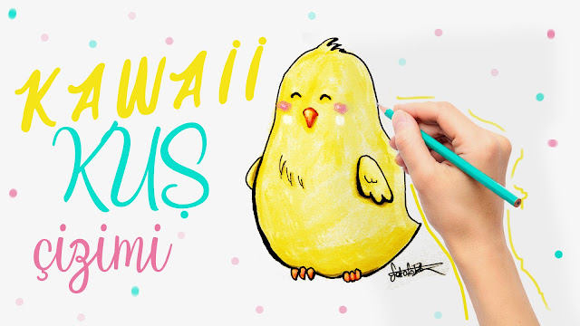 kawaii bird