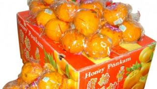 jeruk ponkam