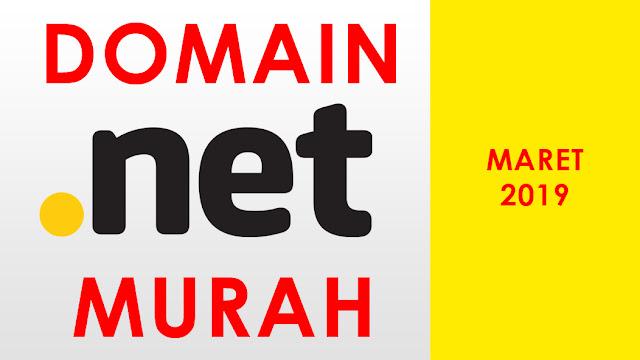 5 Tempat Rekomendasi Penyedia Domain .NET Murah Maret 2019