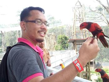 Melaka Bird Park | Tarikan Pelancongan di Melaka