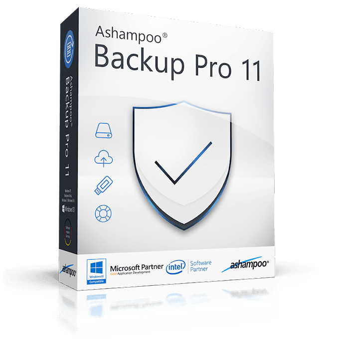 Ashampoo Backup Pro 11 Full Serial