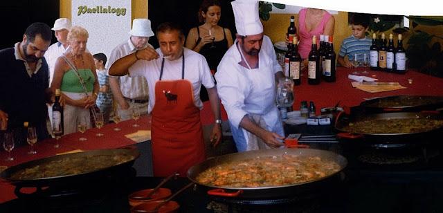 visitas turísticas Málaga, excursiones en Málaga, turismo en Málaga, paella en Málaga