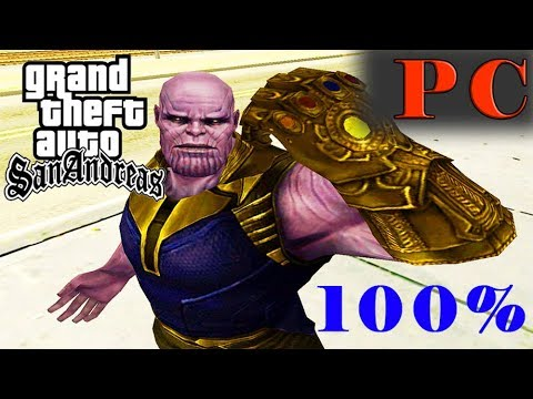 gta 5 thanos mod free download
