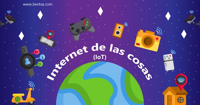 El IOT es el paso sucesivo en el universo de la tecnología y comunicación