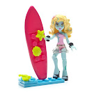 Monster High Lagoona Blue Fintastic Surfing Figure