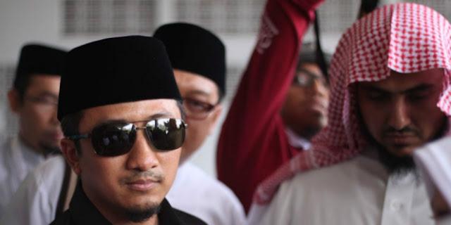 Ustadz Yusuf Mansur akan Shalat Ghaibkan Abah Hasyim di Masjidil Haram