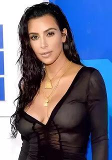 Sexy celebrity Kim Kardashian reveals her biggest physical flaw