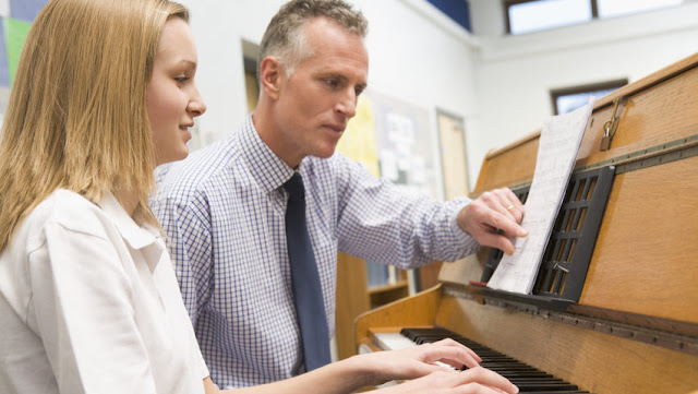 Dạy Piano đúng phương pháp cho người mới bắt đầu