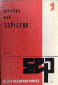 Libro Manual del Tapicero de Francisco Sala