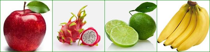 16 Jenis Makanan dan Buah Buahan Pengganti Untuk Diet