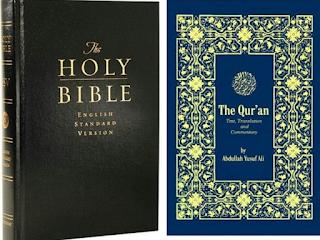Alkitab dan Al-Quran