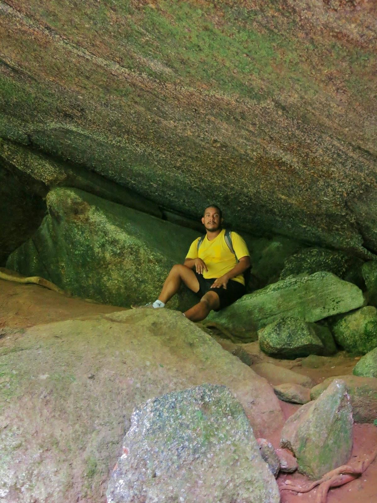 Toca da Raposa, no Vale do Alcantilado, em Visconde de Mauá.