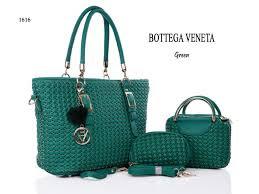 Contoh Tas wanita merk Bottega Original Terbaru