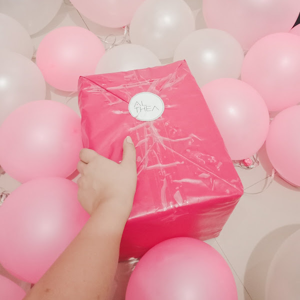 The Biggest Althea Box I got EVER + What's inside?