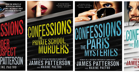 Book Review: Confessions of a Murder Suspect