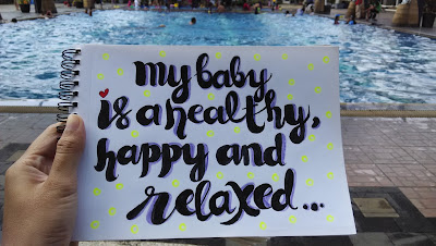 Positive birth affirmation