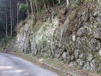 一色枕状溶岩