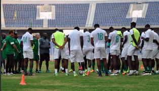 Nigeria's wining yesterday 'Sallah gift'