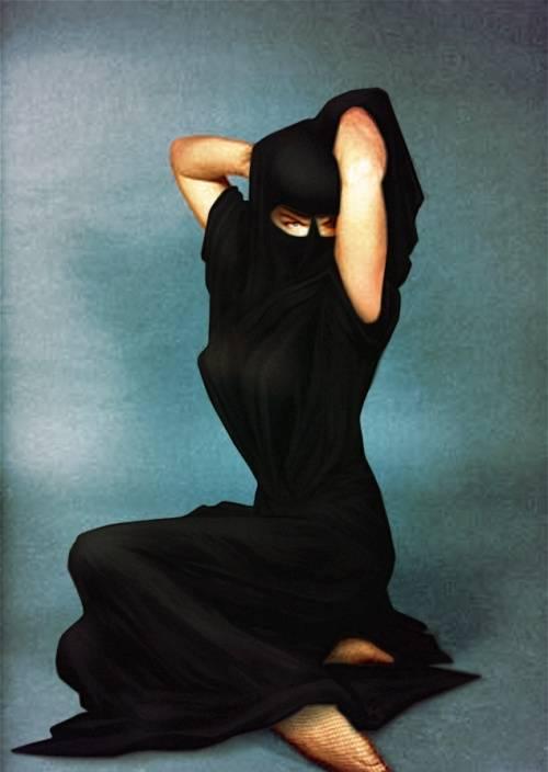 Photo Hijab Porn
