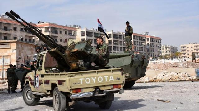EEUU advierte a Rusia y Siria por bombardeos en Alepo