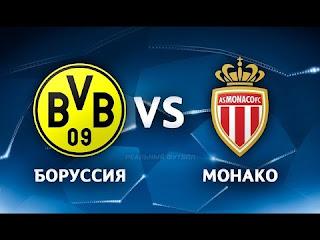 Монако – Боруссия Д прямая трансляция онлайн 11/12 в 23:00 по МСК.