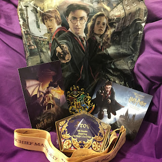Paper Bindings - Harry Potter World at Universal Swag Giveaway
