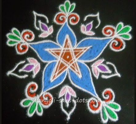 Easy Rangoli Designs Beginners Kolam By Sudha Balaji