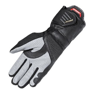 Held tour gloves do a great job of offering full fall protection. High quality kangaroo leather is used in the palm with reinforced stiching