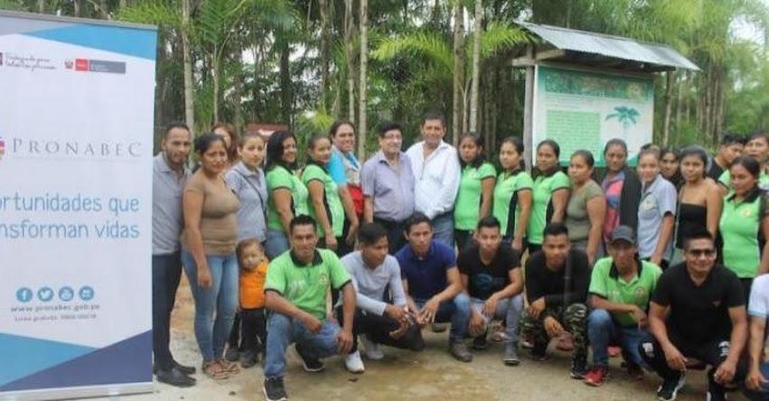 PRONABEC: Jóvenes del Servicio Militar Voluntario de Loreto se capacitan en módulos técnicos - www.pronabec.gob.pe