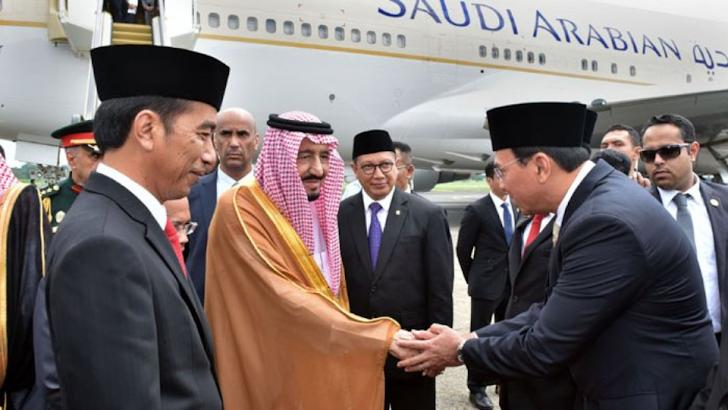 Kunjungan Raja Salman Bukan Untuk Ahok