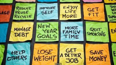 Cara Membuat Resolusi Tahun Baru Yang Benar dan Mudah Dicapai