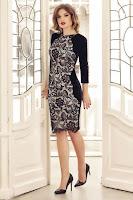 rochie-neagra-eleganta-midi-din-catifea-si-dantela-miriam-1